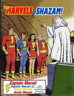 The Marvels of Shazam!