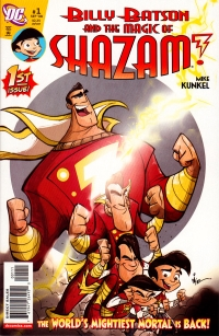 Billy Batson & The Magic of Shazam! #1