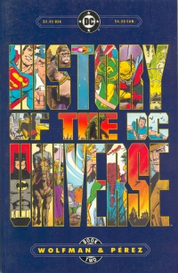 History of the DC Universe #2