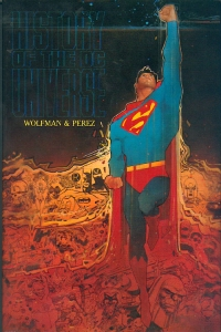 History of the DC Universe Hardcover #1