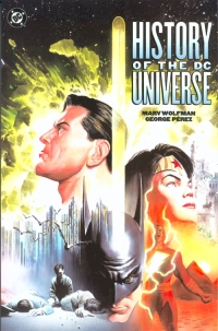 History of the DC Universe Softcover #1