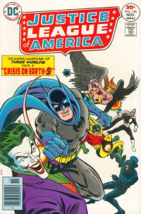 Justice League of America #136