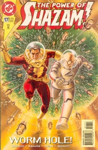 The Power of Shazam! #17