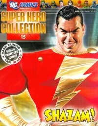 DC Comics Super Hero Collection #15
