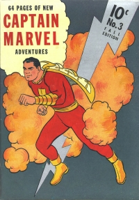 Captain Marvel Adventures #3