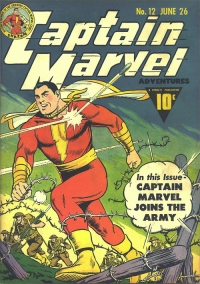 Captain Marvel Adventures #12