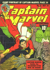 Captain Marvel Adventures #13