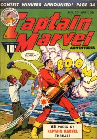 Captain Marvel Adventures #23