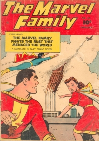 The Marvel Family #44