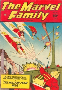 The Marvel Family #61