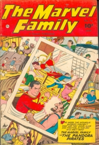 The Marvel Family #72