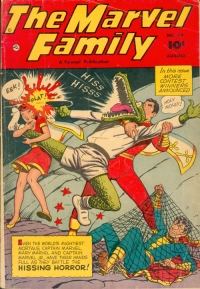 The Marvel Family #74
