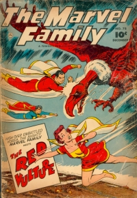 The Marvel Family #78