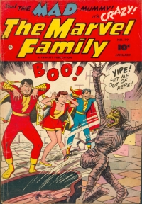 The Marvel Family #79
