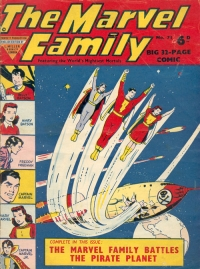 The Marvel Family #71