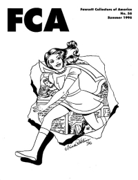 FCA - Fawcett Collectors of America #56
