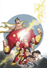 Billy Batson & The Magic of Shazam! #1 solicitation image