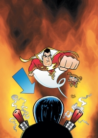 Billy Batson & The Magic of Shazam! #9