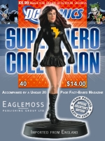 DC Comics Super Hero Collection #40 solicitation image